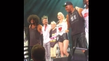 Gwen Stefani brings bullied boy from Treasure Coast on stage