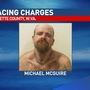 Fayette County man accused of setting yard on fire facing multiple charges
