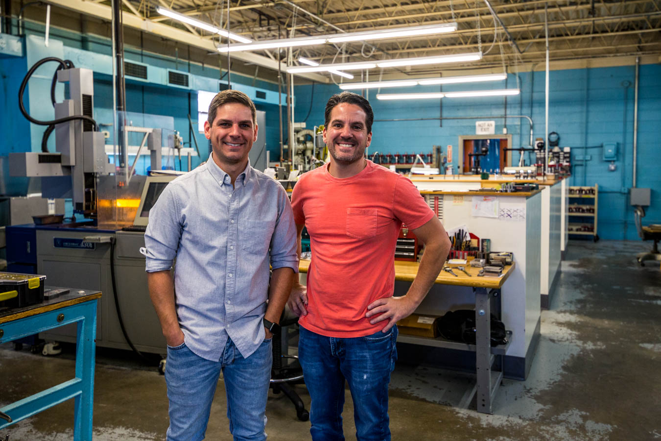 Scott and Dan Wanstrath, owners / Image: Catherine Viox{ }// Published: 10.8.19