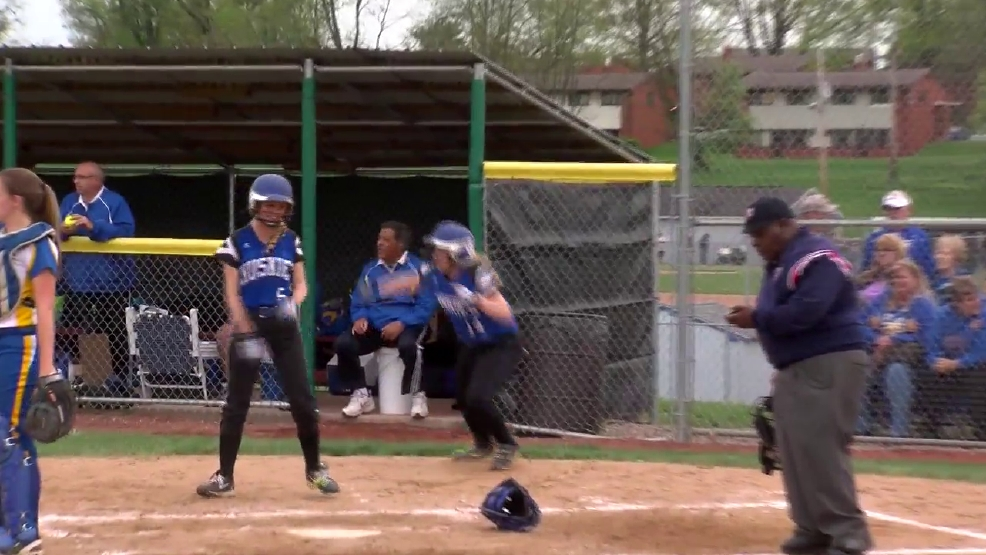 5.6.16 Video- Harrison Central vs. Steubenville Central- high school softball
