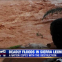 Man from Sierra Leone shares his experience in destructive floods