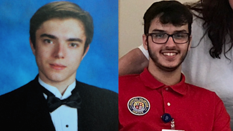 18-year-old Artem S. Ziberov (left) and 17-year-old Shadi Adi Najjar (right) (Photos, courtesy of the families)<p></p>