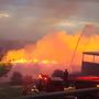 Midvale fire forces people from homes during high winds
