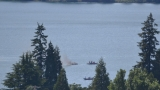 Dexter Fire Chief: 1 person injured after boat catches fire on Dexter Lake