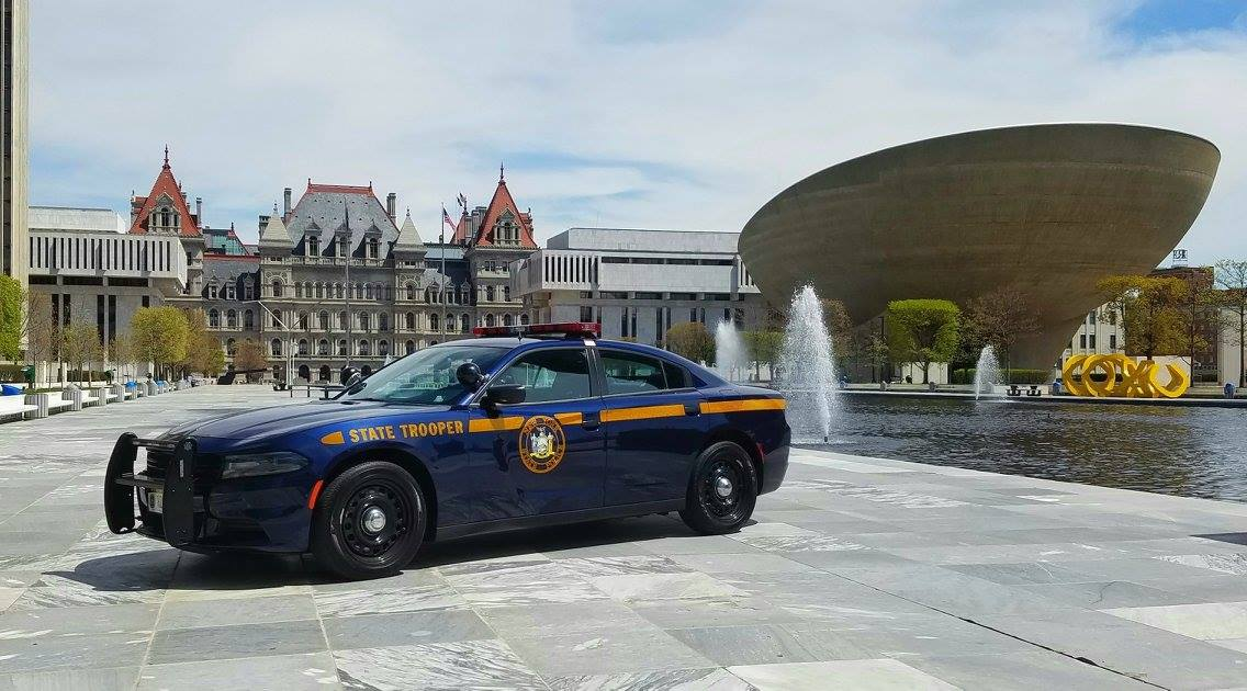 New York State Police. (American Association of State Troopers|Facebook)