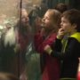 Preschoolers, UNO students celebrate Valentine's Day at zoo