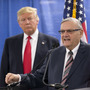 Trump pardons Joe Arpaio; ex-sheriff thanks president over Twitter