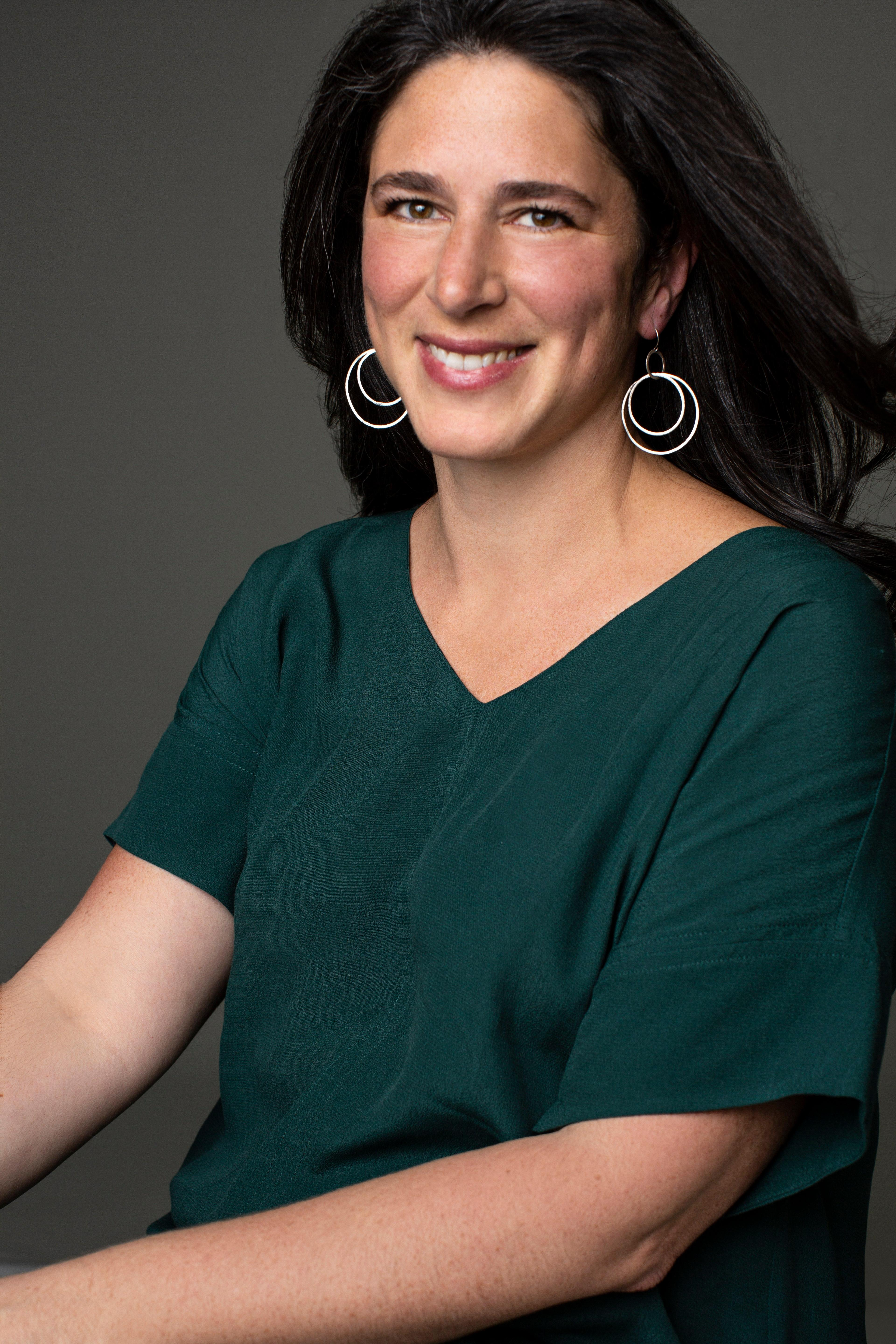 Author Rebecca Traister (Image: Victoria Steven)