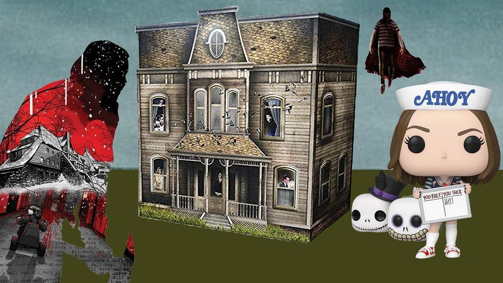 Horrible wonders: A guide to gifting Halloween goodies, creepy movies and toys