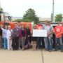 Truck drivers give back to fight cancer