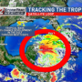 Disturbance now up to 90% chance of tropical development