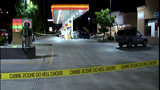Man stabbed in stomach after argument in Shell parking lot