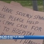 Commissioners to discuss panhandling problem in Battle Creek