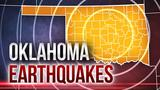 3 small earthquakes recorded in northern Oklahoma