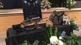 Watch: Funeral service for Delray Officer killed in crash