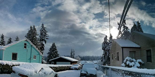 Snowy Everett (Photo Courtesy YouNews contributor: awnazadi)