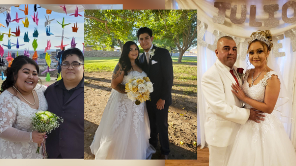 El Paso officiant says business hasn't slowed, couples still getting married