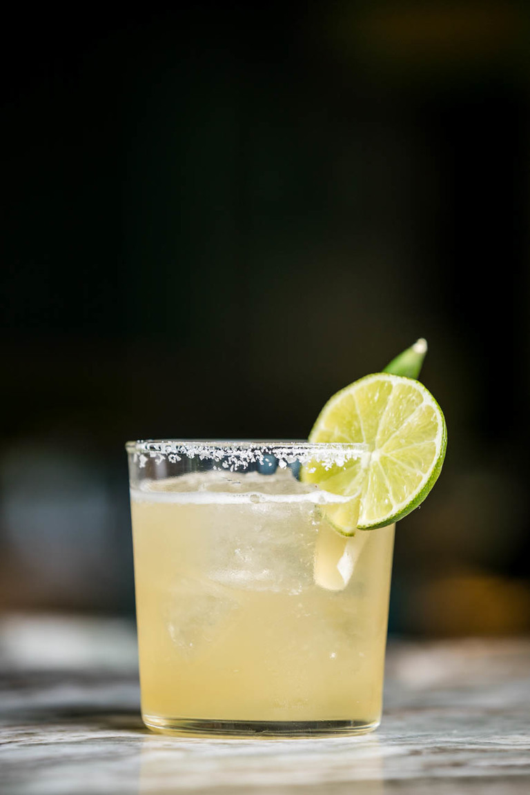 Margarita: anejo tequila, damiana, and citrus / Image: Amy Elisabeth Spasoff // Published: 5.26.18