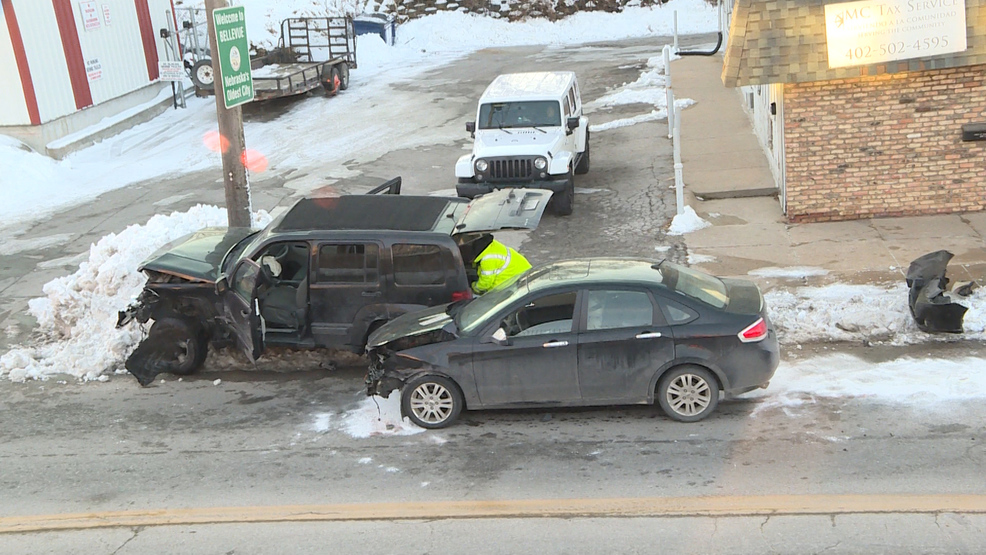 accused drunk driver hits several cars before crashing into pole kptm