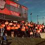 Moms turn Dow Diamond stands orange in honor of National Gun Violence Day