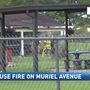 Mobile Fire-Rescue investigating early morning fire on Muriel Ave
