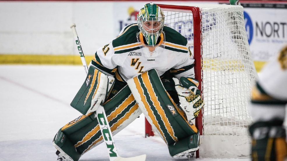 NCAA: Northern Michigan Goaltender On The Verge Of Breaking Record For Consecutive Shutouts