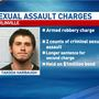 Carlinville man charged with armed robbery, sexual assault