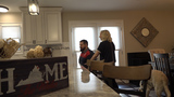 Wounded veteran gets keys to a smart-home