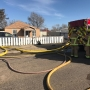 Three people escape afternoon fire in East Amarillo