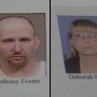 Man and mom arrested in Perry County drug bust