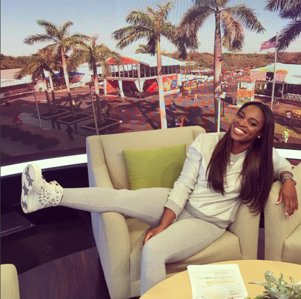 "Sloane Stephens receives ""promotion"" to second chair on Tennis Channel Live"