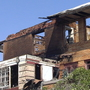 Fire destroys historic Trost home in Central El Paso, spreads to family home next door