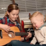 Utah sister singing to brother with Down syndrome goes viral