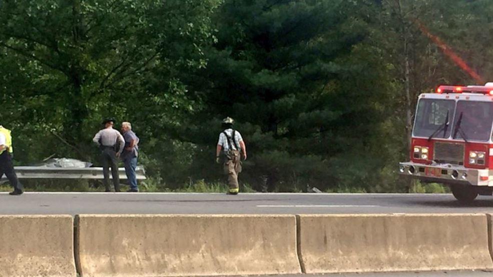 Tractor-trailer crash closes I-40 near black Mountain | WLOS