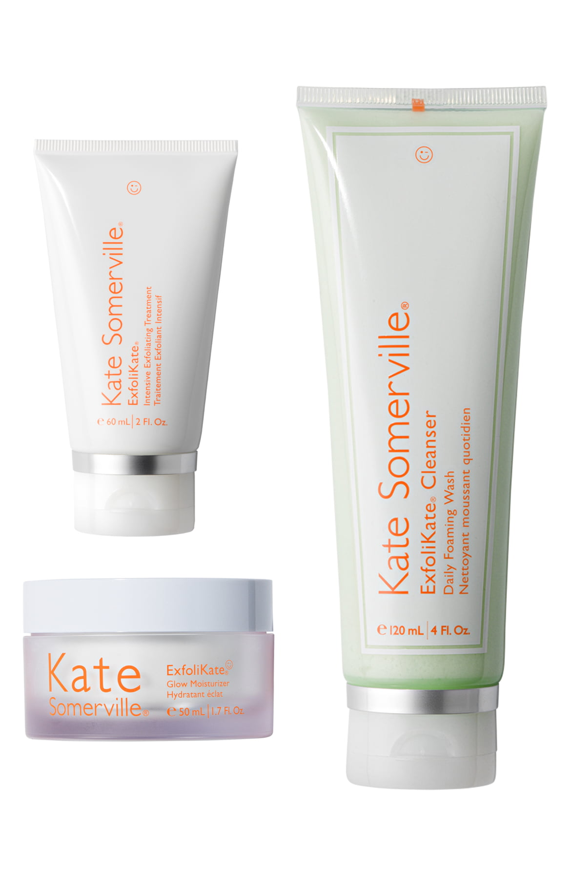 Mom will love this limited-edition, three-piece set of Kate's best-selling exfoliating products to give the ultimate glow.{ } $120 @ Nordstrom. (Image: Nordstrom){ }
