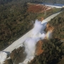 California dam's outflow to be stopped to clear debris