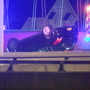 Police: Man dies in rollover crash on Frederick Douglass-Susan B. Anthony Bridge