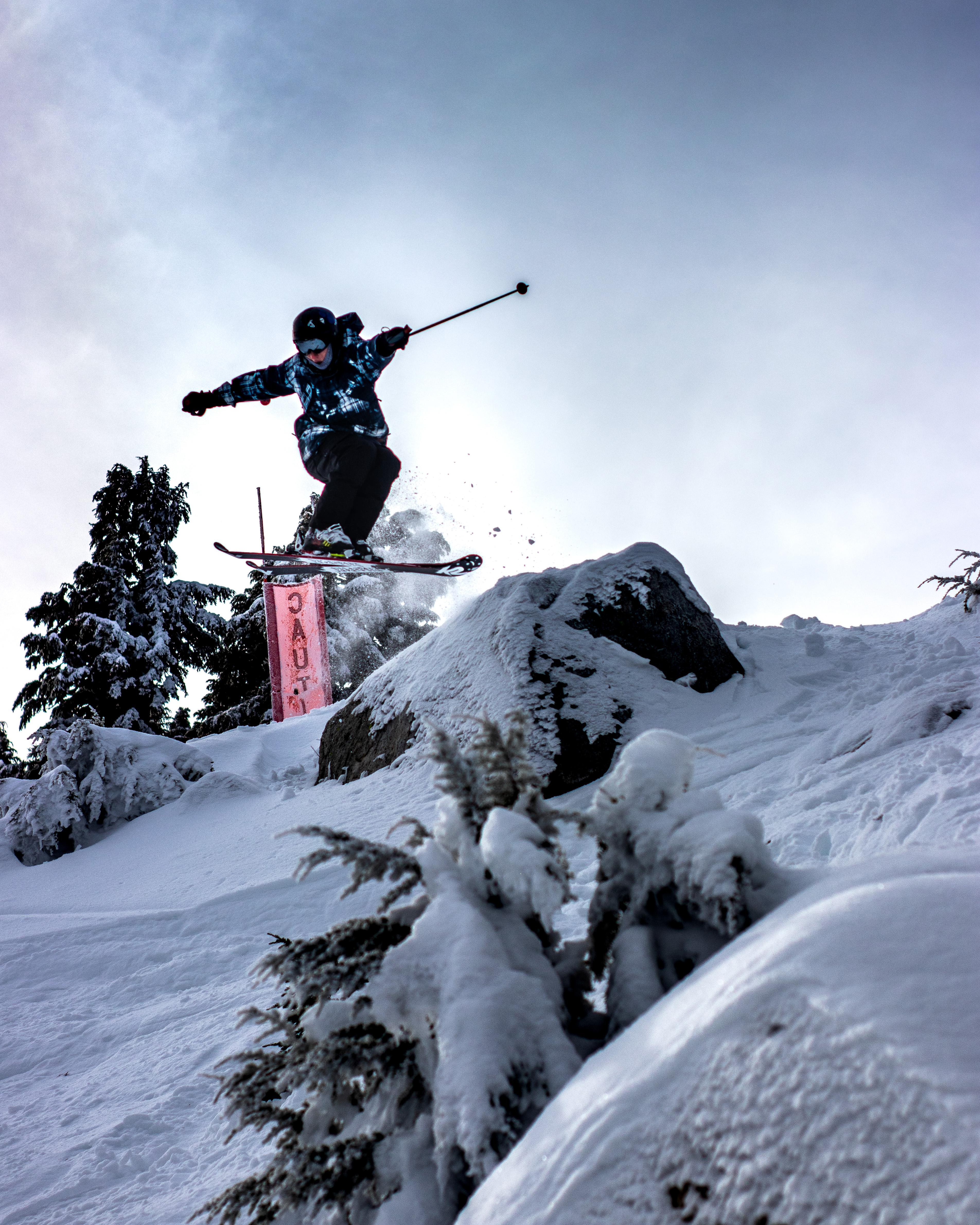 Rio Giancarlo, 16, took this photo of his friend Max Reade on Sunday Dec. 9 at Mt. Ashland Ski Area. Find more of Rio's photos on Instagram at @riogiancarlo.