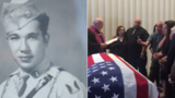 More than 65 years after his death, Korean War veteran buried in Boulder City