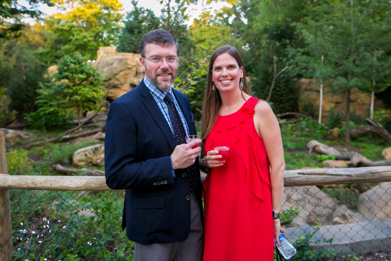 Bill & Nicole Hammons{ }/ Image: Mike Bresnen // Published: 9.15.18