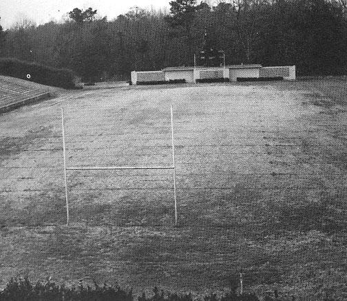 The Shamrock Bowl / Laurens County Historical Society