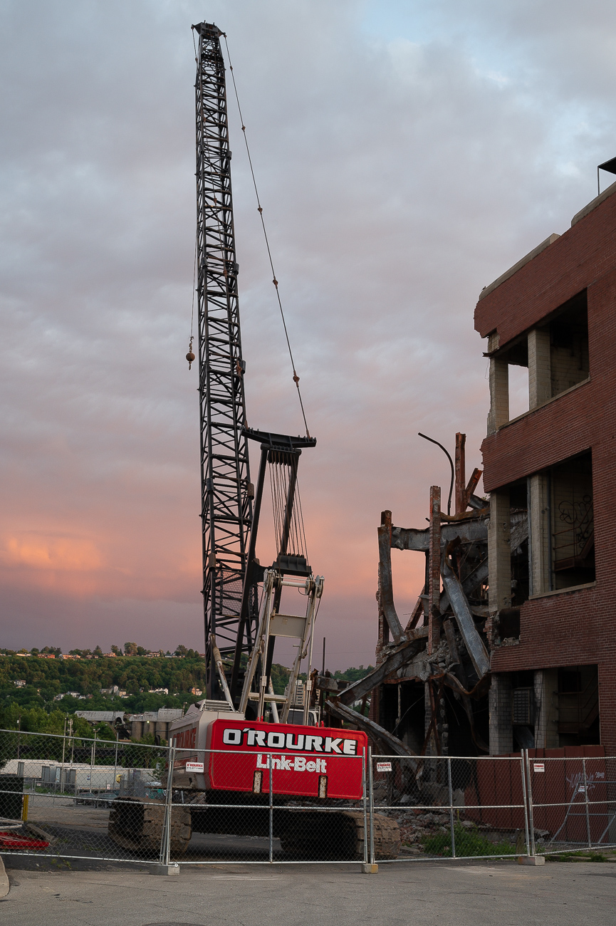 Owner of the Hudepohl brand, Greg Hardman, brought the beer back to Cincinnati over the last several years. Hudepohl is served in various local bars and it's sold in stores. One bar, the Bay Horse Cafe on Main Street, proudly serves the Hudepohl Schooner—a 25 oz glass of Hudy Amber or Hudy Delight. / Image: Phil Armstrong // Published: 6.14.19