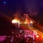 Crews respond to three story house fire in North Myrtle Beach