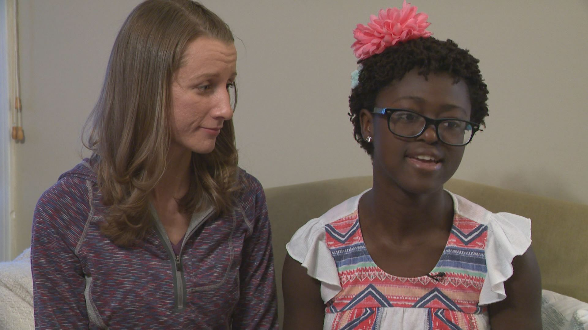Elisabeth and her mother Andee // WSBT 22{ }