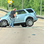 Crash on I-75 near Turfway seriously injures a child