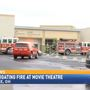 UPDATE: OV Mall movie theatre fire ruled arson