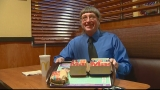 Big Mac-eating record-holder reviews new McDonald's sandwich sizes