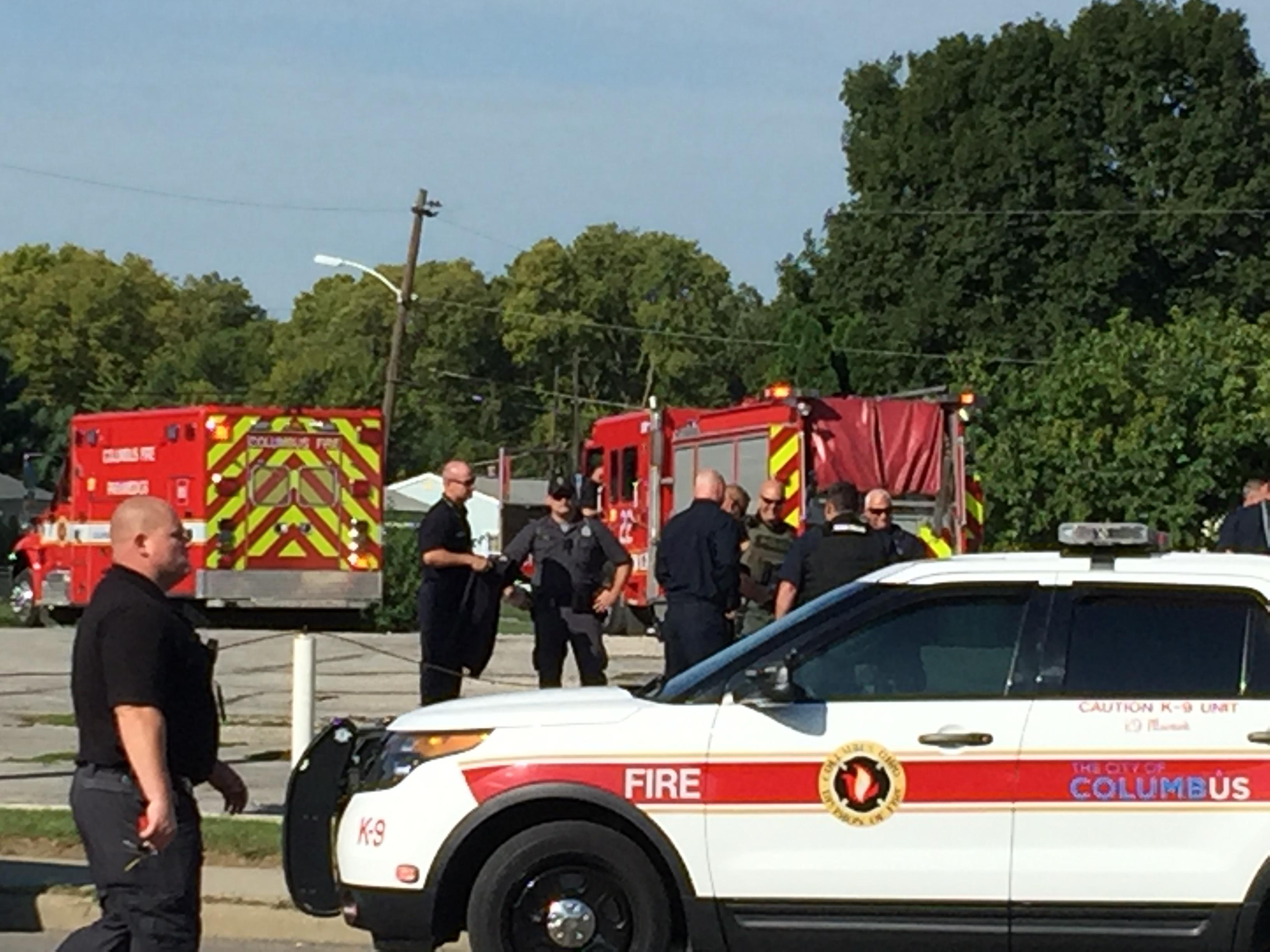 No one was injured, one person was arrested after report of active shooter at Columbus Scioto 6-12 school (WSYX/WTTE)