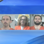 Three charged with drug trafficking in Montgomery County