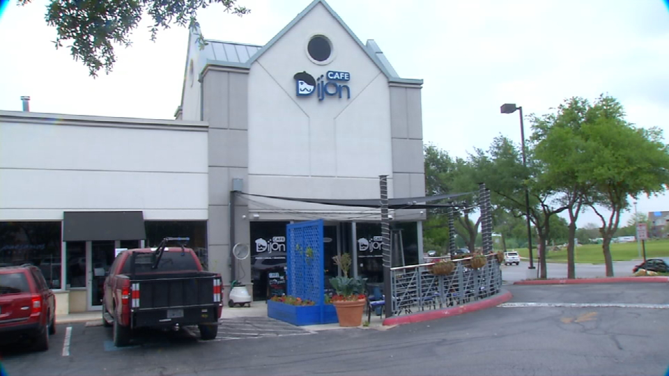 Cafe Dijon  (News 4 San Antonio)